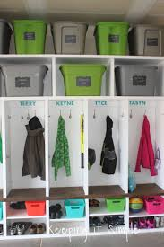 Lockers For Home by Best 25 Garage Lockers Ideas On Pinterest Garage Entry Garage