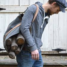 shanty man waxed canvas tote waxed canvas bag waxed canvas