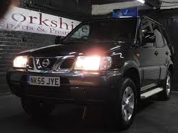 nissan terrano nissan terrano ii 2 7 se td 5dr for sale in batley yorkshire