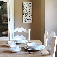 acts 2 46 they broke bread in their homes wood sign farmhouse