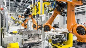 stuttgart porsche factory new plant for eight cylinder engines