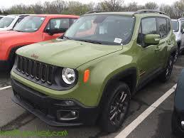 2016 jeep renegade 2016 jeep renegade 75th anniversary jungle green 9109 u2013 kevinspocket