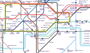 Tube Map London This Alternative London Underground Map Shows You What To See At