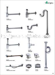 kitchen sink pvc drain parts home design inspirations