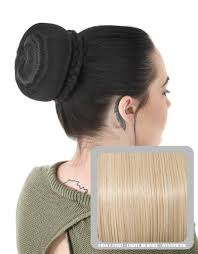 bun clip ballerina clip in hair bun in light 614h21