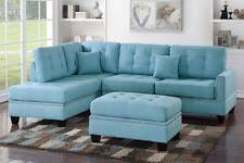 Turquoise Sectional Sofa Turquoise Furniture Ebay