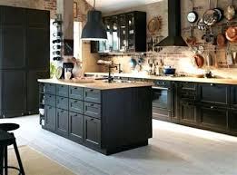 cuisine bois et cuisine bois et noir m kitchens 7 la cuisine bois et noir cest le