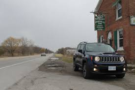 grey jeep renegade finding shortcuts with the jeep renegade toronto star