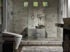 bathroom showers designs bathroom shower designs hgtv