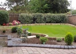 Privacy Ideas For Backyard Decor Of Landscaping Ideas For Backyard Privacy Beautiful Wall