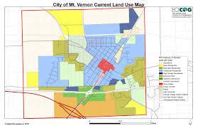 Highway Map Of Montana by Mt Vernon Comprehensive Plan City Of Mount Vernon Iowa