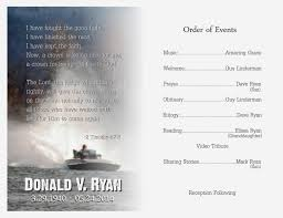 Funeral Ceremony Program Sublime Living A Time To Grieve Simple Memorial Service Ideas