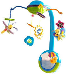 bright starts cot mobile musical crib toy cot mobile musical