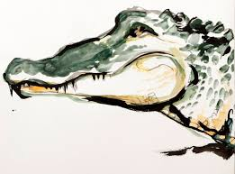 see ya later alligator inslee by design