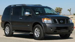 2008 nissan armada information and photos zombiedrive