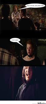 Severus Snape Memes - severus snape laughing by recyclebin meme center