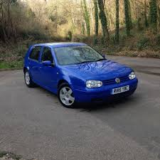1998 volkswagen mk4 golf gti 1 8 20v non turbo petrol 5 speed