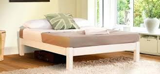 No Bed Frame King Size Bed Without Headboard King Size Bed Frame And Headboard