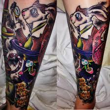 20 best tattoos of the week u2013 may 28th to may 07th 2013
