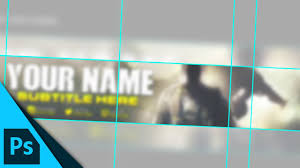 layout banner template youtube banner layout guide template download photoshop tutorial