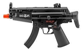 Airsoft Backyard War Amazon Com 2 Airsoft Mini Machine Type Guns Black Ops Dual