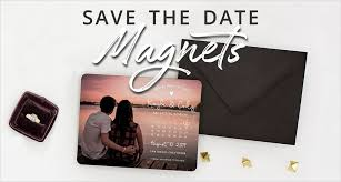 magnetic save the dates save the date magnets amazing quality cheap prices fast printing