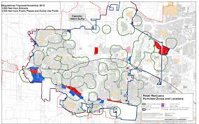 scc cus map where recreational pot retailers could up in hillsboro map