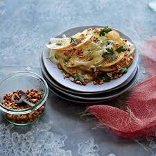 cooking light thanksgiving side dishes shaved apple u0026 fennel salad with crunchy spelt recipe myrecipes