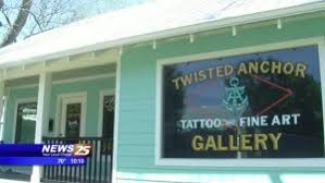twisted anchor tattoo gallery archives wxxv 25