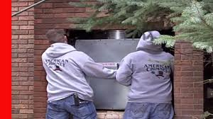 replacing a prefab fireplace youtube