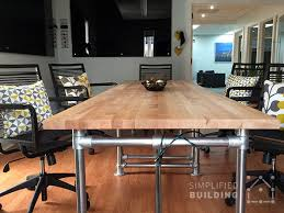 Inexpensive Conference Table 5 Modern Conference Table Ideas Simplified Building