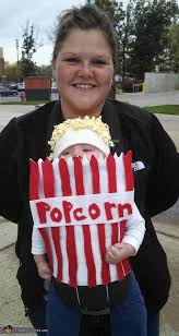 Baby Money Bag Halloween Costumes 25 Baby Popcorn Costume Ideas Halloween