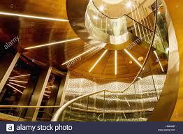 dubai november 08 2016 the interior of the burj khalifa in 125