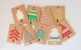 diy christmas card ideas 2017 diy do it your self