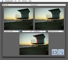 3d Vidio B L A C K O P Foureyes3d Live 3d Webcam Stereo 3d Video