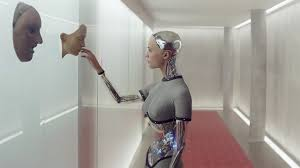 Nathan Ex Machina by Movie Review Ex Machina 2015