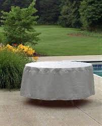 Outdoor Patio Furniture Covers by Patio Furniture Covers Outdoor Waterproof Round Table Cover 54 U201dd