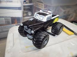 bigfoot 5 monster truck toy mad max fury road ork army big foot of gork spikey bits