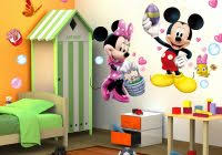 Mickey Mouse Clubhouse Bedroom Decor Disney Mickey Mouse Clubhouse Giant Wall Decal Room Decor Stickers