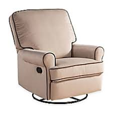 bilana swivel glider recliner buybuy baby