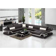 canape fr canapé d angle panoramique en cuir xl pop design fr