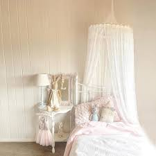 Curtains For Canopy Bed New Nordic White Lace Baby Princess Dome Canopy Bed Curtains