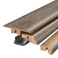 Deep River Oak Laminate Flooring Shop Floor Moulding U0026 Trim At Lowes Com