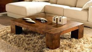 Square Side Tables Living Room Narrow Coffee Table Bench Glass Marvellous Scenic