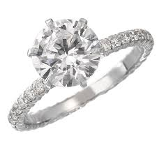engagement ring solitaire solitary rings wedding promise engagement