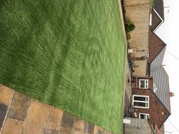 artificial grass professional block paving