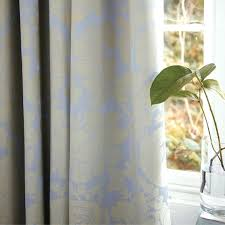 Blue And Gold Curtains Blue Gold Curtains Cushions In Powder Blue Powder Blue Curtains