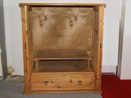 Wohnzimmerschrank Fichte Gebraucht Tv Sideboard Holz Ambiznes Com