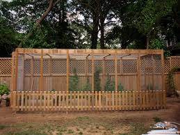 keep critters out of the garden with a stylish screen house hgtv