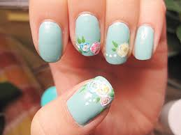 24 nail design for short nails 34 colorful nail design for short